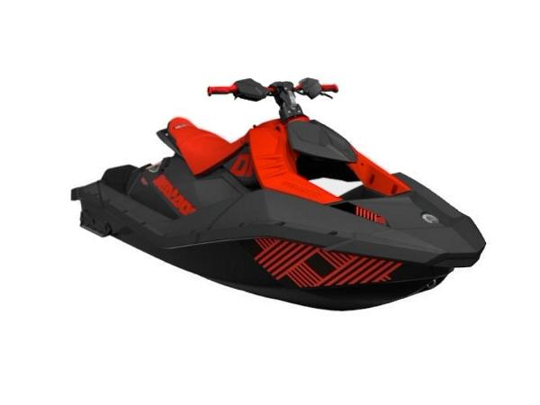 Sea-Doo Spark® Trixx™ 3-up Rotax® 900 H.O. ACE™ IBR & Sound System