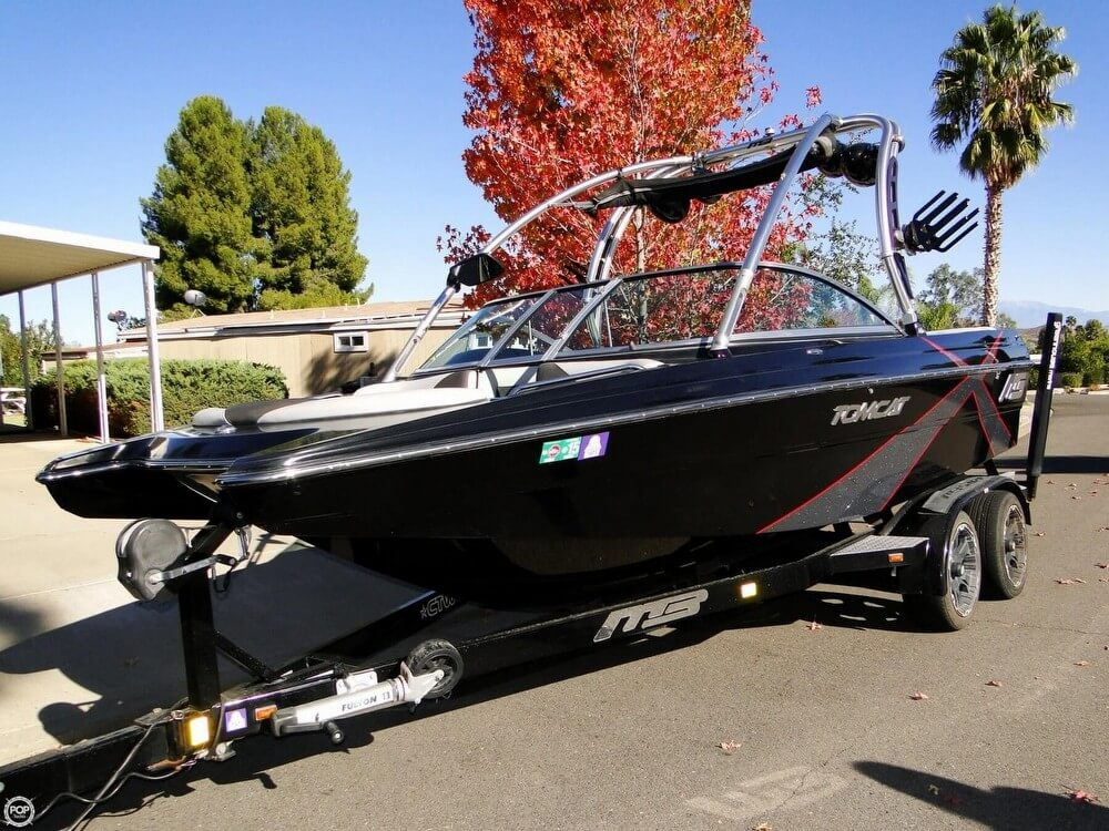 Mb Sports 21 Tomcat 2012 MB Sports F21 Tomcat for sale in Canyon Lake, CA