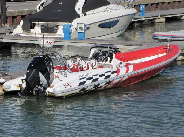 Cougar R8 Rib Cougar R8 Rib