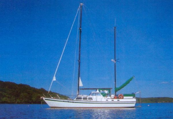 Pugh Steel Ketch Photo 2