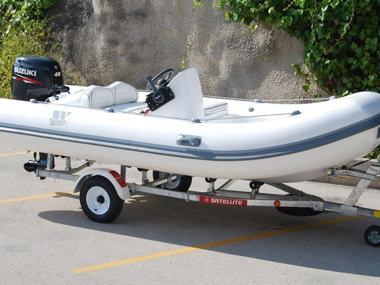 Tiger Marine Tiger Marine 430 Pro Tender