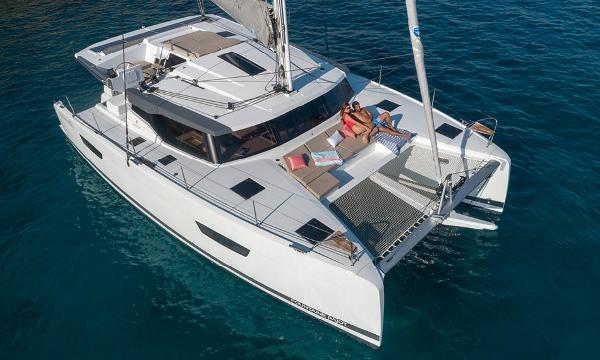Fountaine Pajot Catamaran Astrea 42 Manufacturer Provided Image