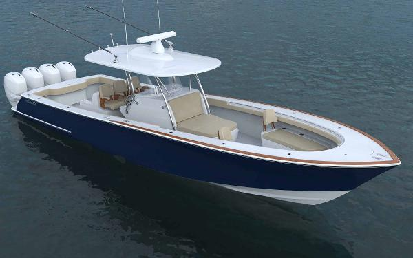 Valhalla Boatworks V-41 ON ORDER