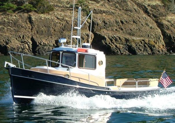 Ranger Tugs R21-EC Manufacturer Provided Image