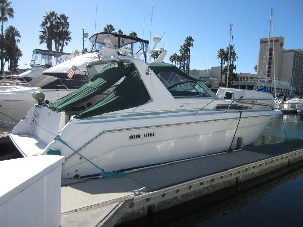 Sea Raider 370 Sundancer