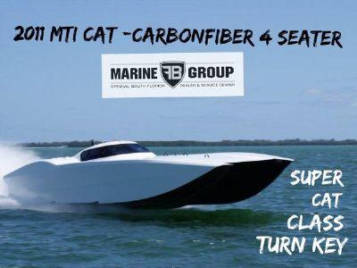 MTI Race Boat