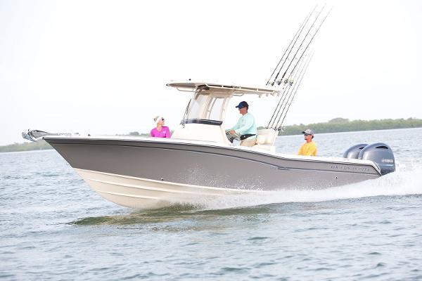 Grady-White Fisherman 257 Twin Engine Manufacturer Provided Image