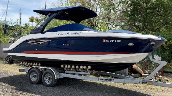 Sea Ray 250 SLX 2018 Sea Ray SLX 250 - Overall