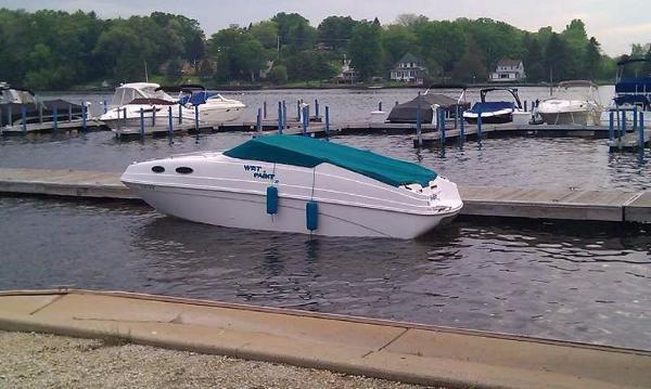 Genesis Boats 2502