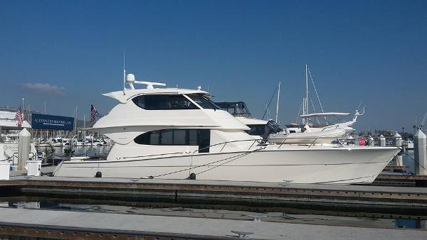 Maritimo 60 Cruising Motoryacht