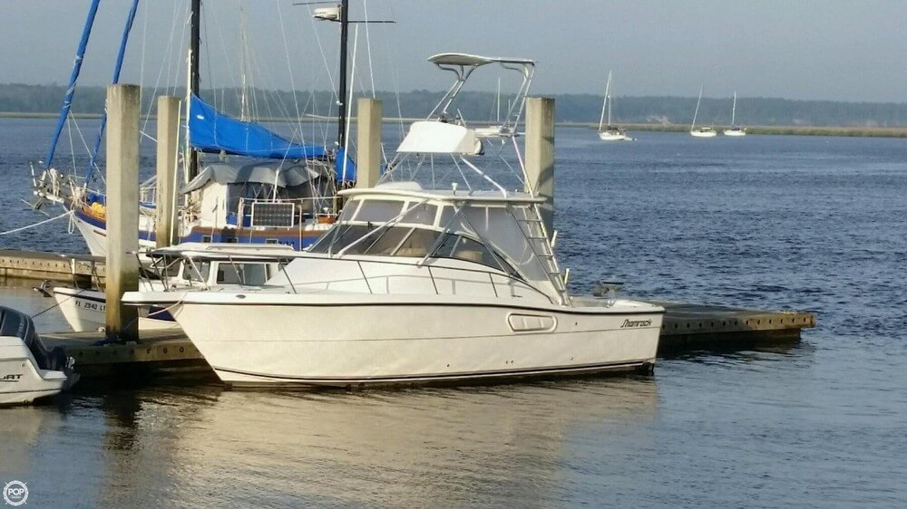 Shamrock 290 Offshore 2003 Shamrock 290 Offshore for sale in Saint Marys,, GA