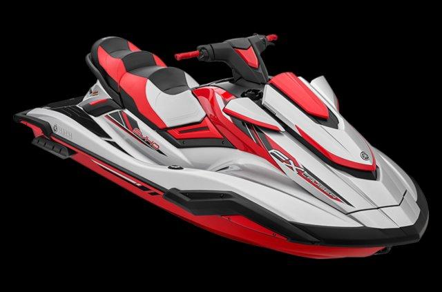 Yamaha Boats Waverunner FX