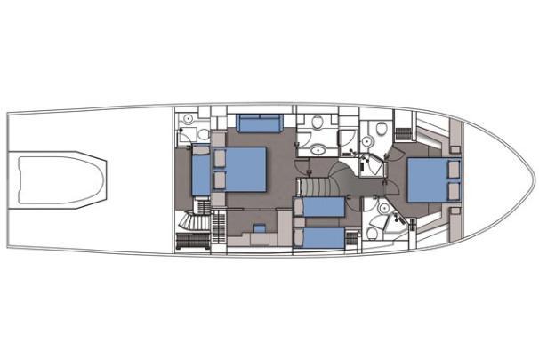 Lower Deck GA - B