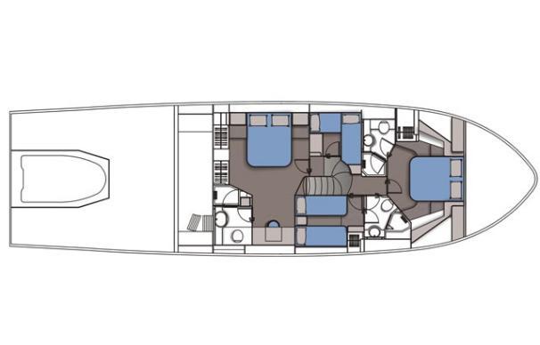 Lower Deck GA - C