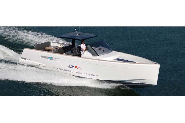 Fjord 40' Open Manufacturer Provided Image