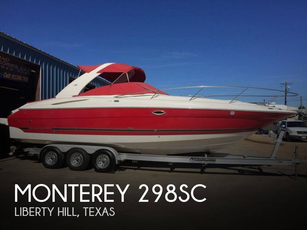 Monterey 298 Sc 2005 Monterey 298SC for sale in Liberty Hill, TX