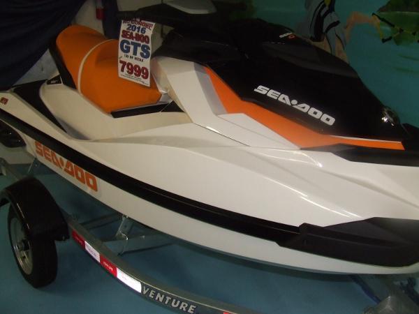 Sea-Doo GTS 130