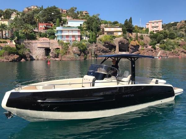 Invictus 280 TT Invictus 280 TT - BoatShop Menorca