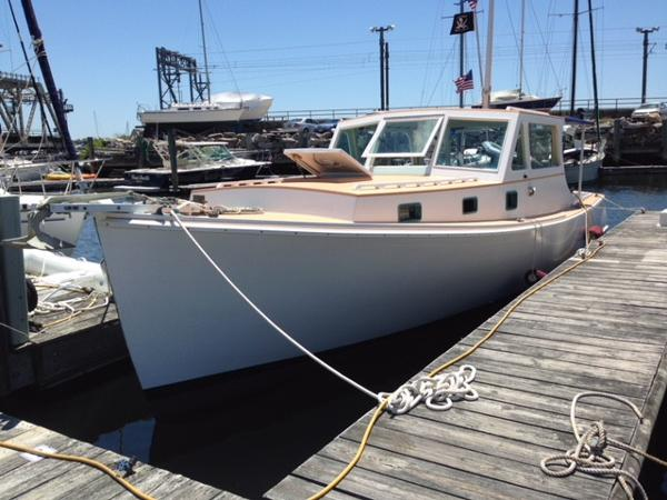 Custom Herb Baum Downeast Lobster 36