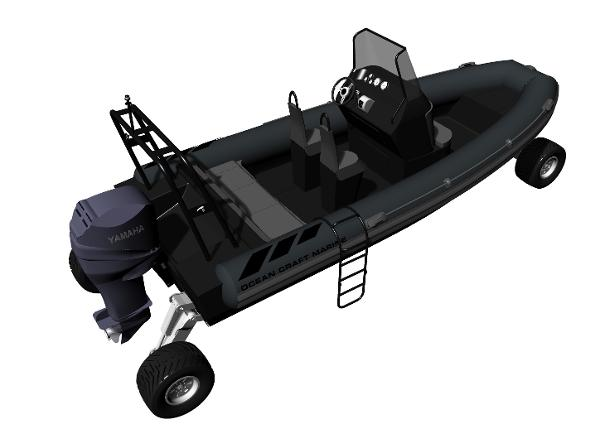 Ocean Craft Marine 7.1 AMP