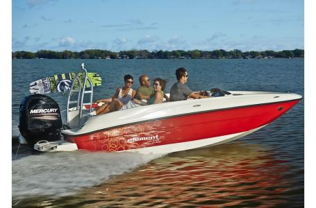 Bayliner Element E18 w/ 115HP Mercury 4 Stroke!