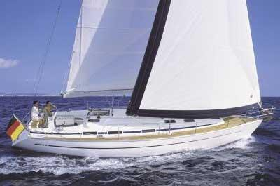 Bavaria 41 Manufacturer Provided Image: Bavaria 41