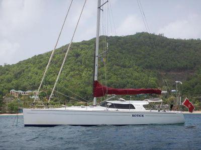 Elliott 50 Offshore Cruiser Elliott 50 Offshore Cruiser