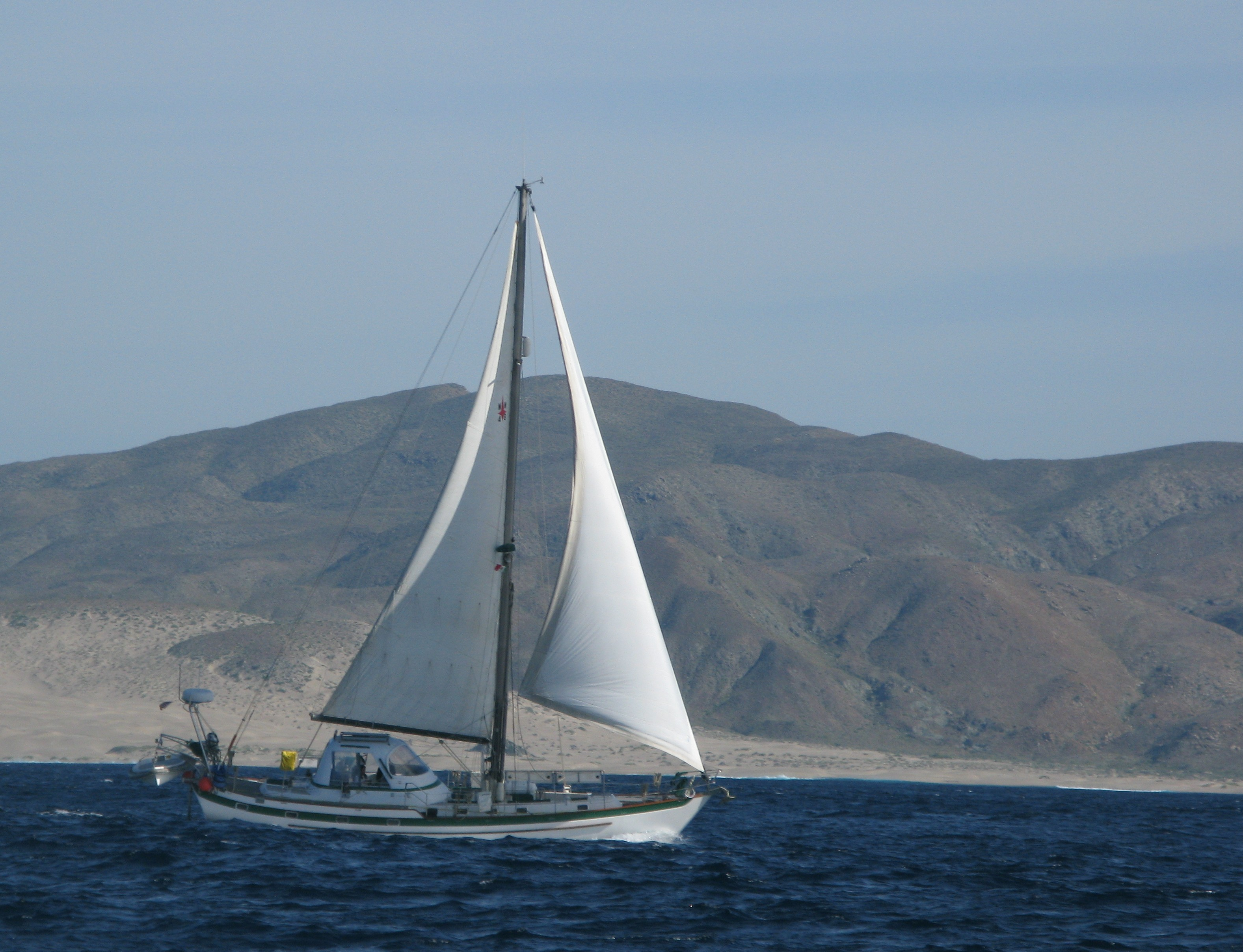 Sloop Mayflower/Stadel48