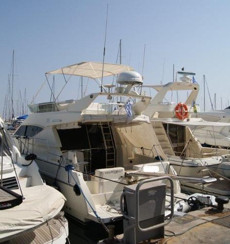 Ferretti Yachts 120