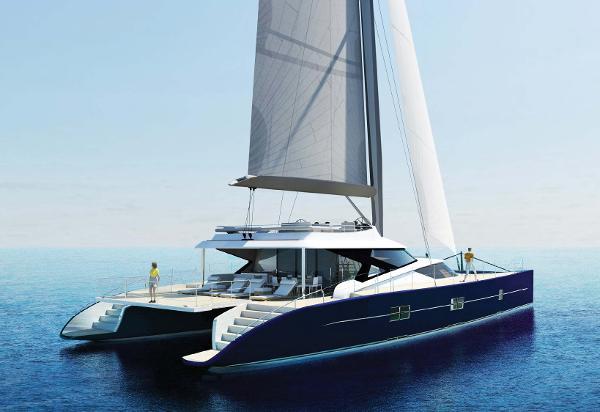 Blue Coast Yachts BCY 101' DD