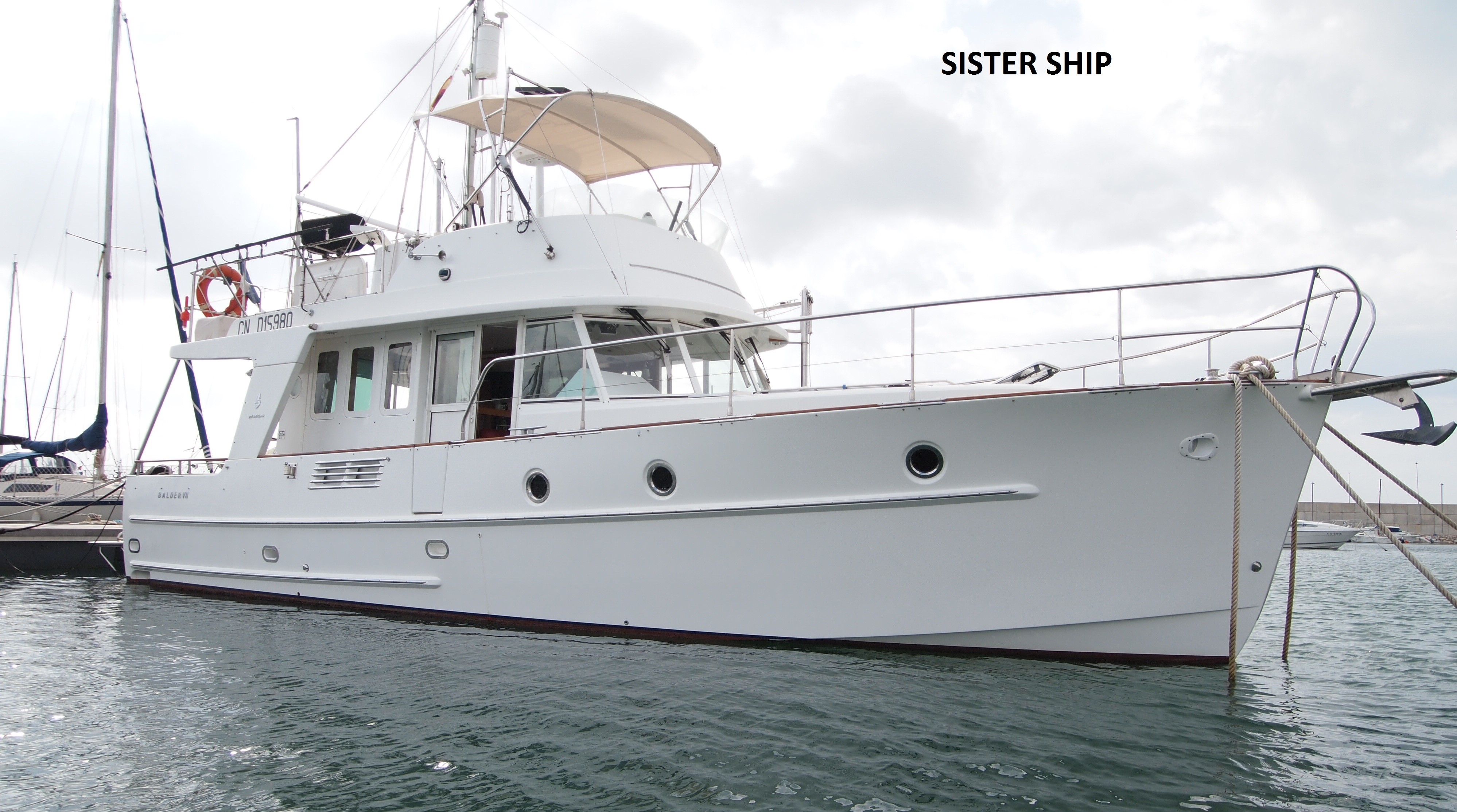 Beneteau Swift Trawler 42 Default