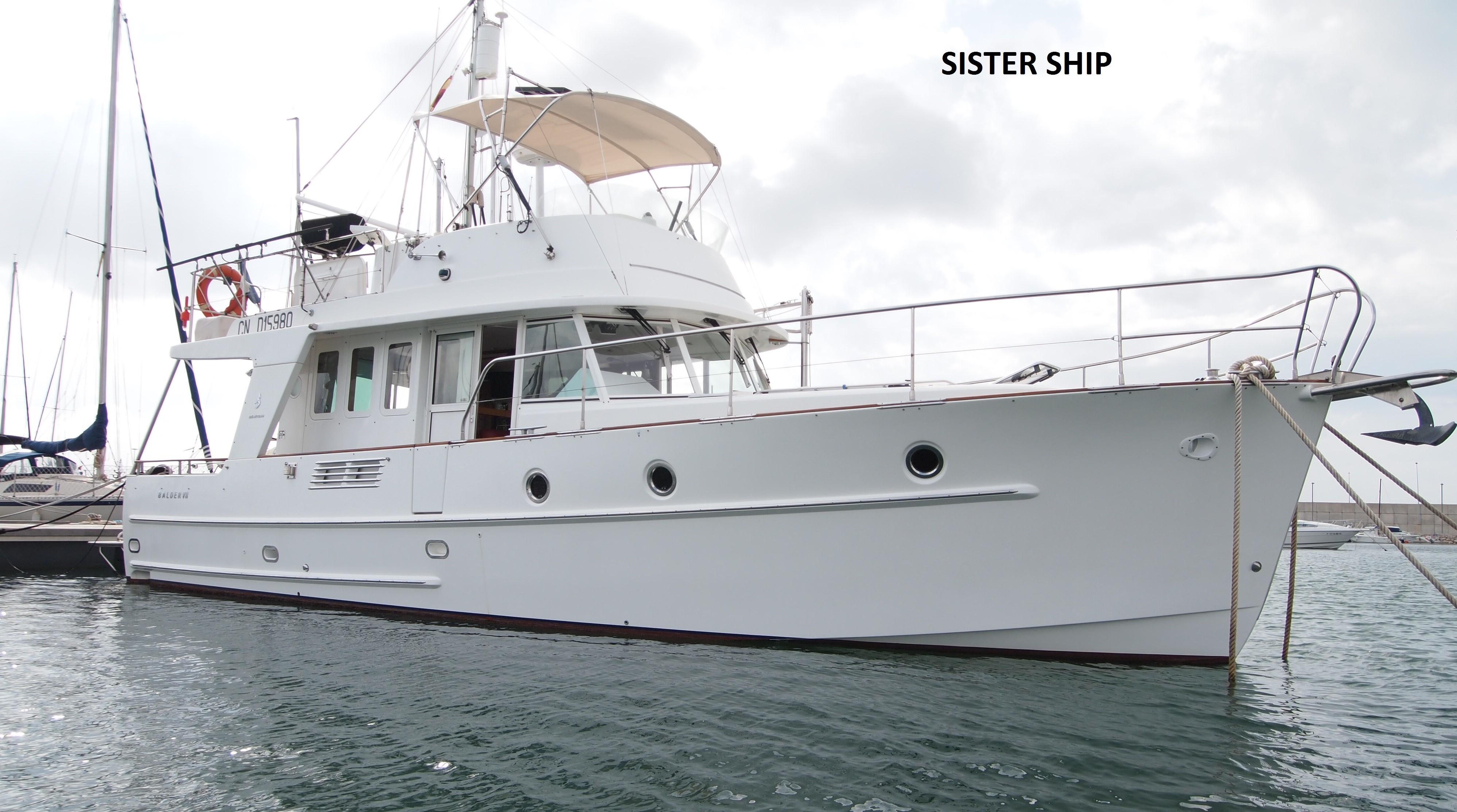 Beneteau Swift Trawler 42 Default
