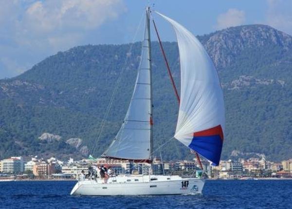 Beneteau Oceanis Clipper 361 Main