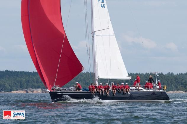 2007 Nautor's Swan 461 DB