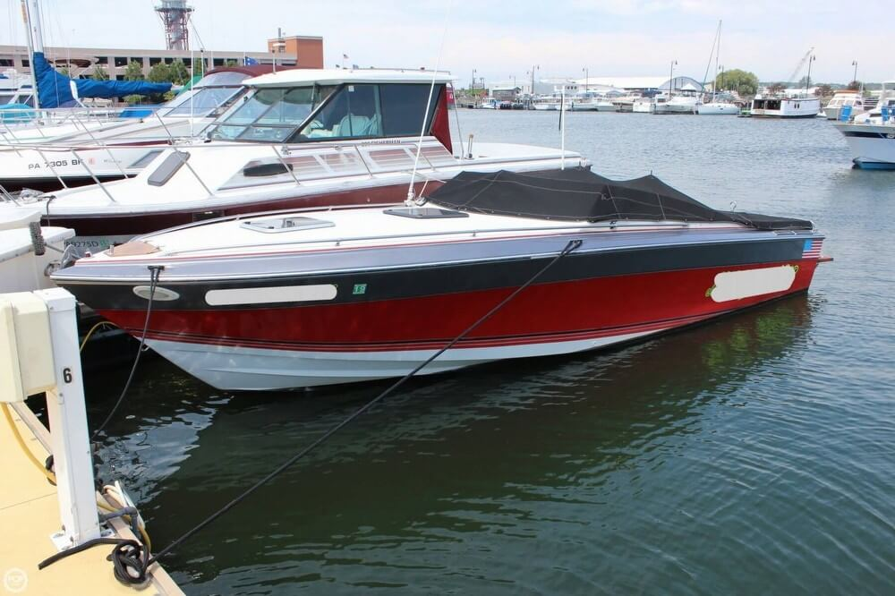 Four Winns Liberator 261 1987 Four Winns 26 for sale in Erie, PA
