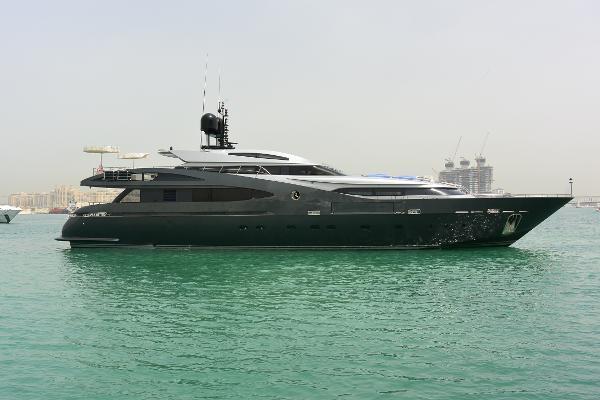 Rodriquez Babylon 38m Motor Yacht
