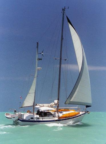Morgan 415 Out Island Ketch