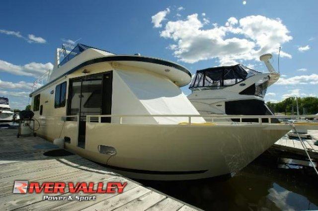 Skipperliner 480 River Yacht
