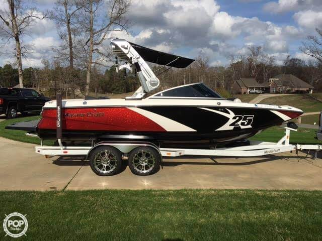 Mastercraft X25 2011 Mastercraft X25 for sale in West Monroe, LA