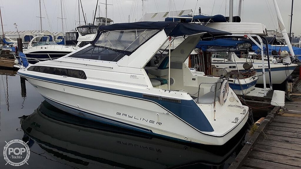 Bayliner 2855 Ciera Sunbridge 1991 Bayliner 2855 Ciera Sunbridge for sale in North Vancouver, BC