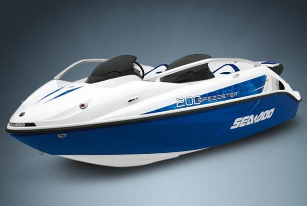 Sea-Doo 200 Speedster Manufacturer Provided Image