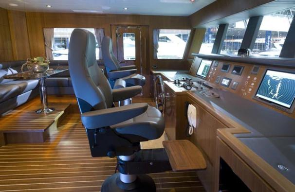 Lower Pilothouse