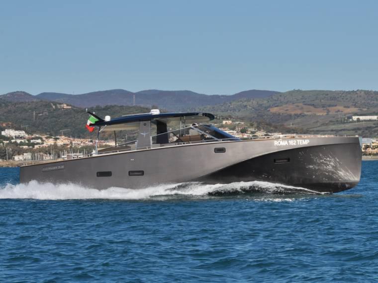 Heron Yacht Heron 56