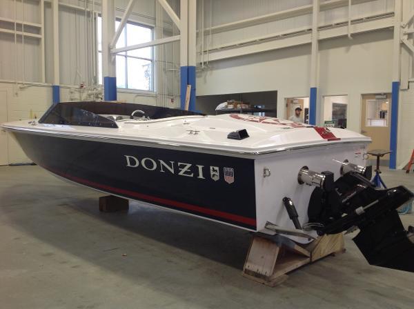 Donzi Classic 22