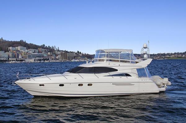 Viking Princess Sport Cruiser Profile