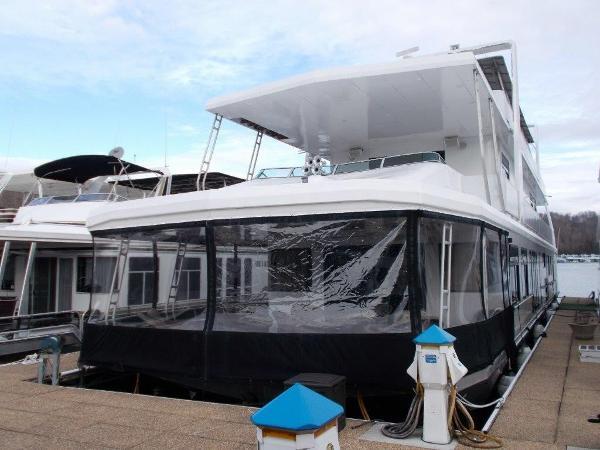 Sumerset 20 x 104 Houseboat