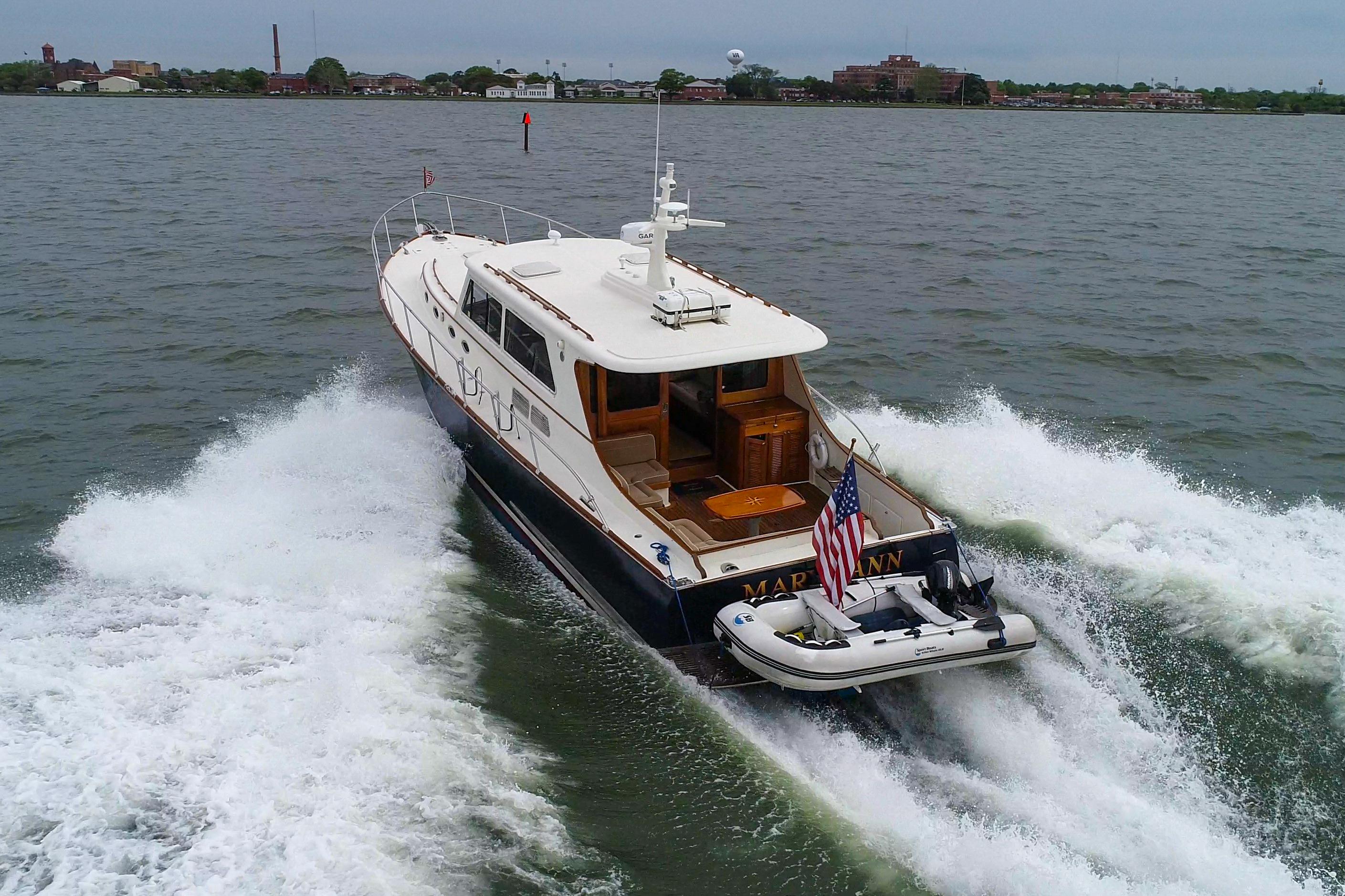 Vicem 52 Classic, Hampton United States