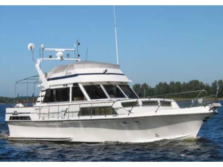 Marlin Boat Fisheries Butzfleth 57 FB