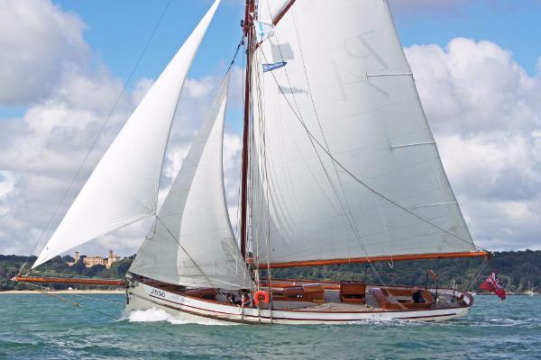Cockwells 45ft Cutter