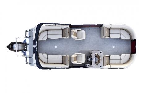 Veranda VR22RC Luxury Tri-Toon w/ Yamaha VF175LA